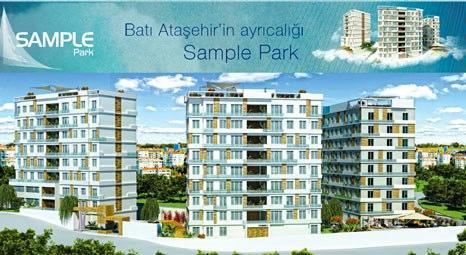 Ataşehir Sample Park'ta fırsat kampanyası! 298 bin 500 liraya 2+1!