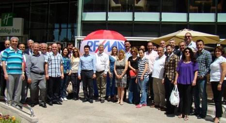 Remax Lider Konut Projeleri Zirvesi Holiday Inn Ankara'da yapıldı!