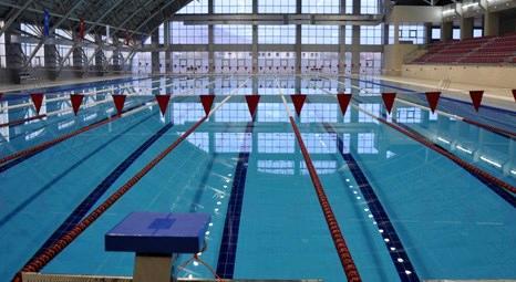 Gençlik ve Spor Bakanlığı 24 kente olimpik yüzme havuzu yaptıracak!