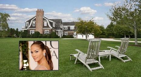 Jennifer Lopez, Hamptons'ta 9.95 milyon dolara malikane satın aldı!