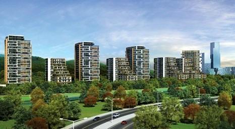 Vadistanbul'da inşaatın yüzde 30'u tamamlandı!