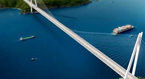 Yavuz Sultan Selim Köprüsü ismini alan 3. Köprü'nün tanıtım filmi!
