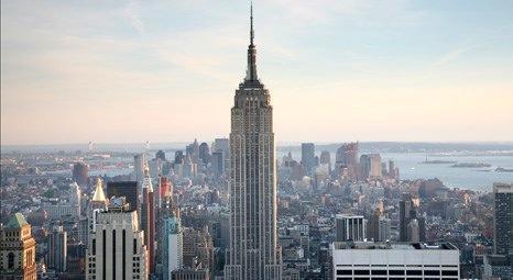 ABD'nin New York kentindeki Empire State binası halka açılıyor!