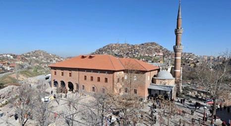 Ankara Büyükşehir Belediyesi Hacıbayram'daki binasına restorasyon yaptıracak!