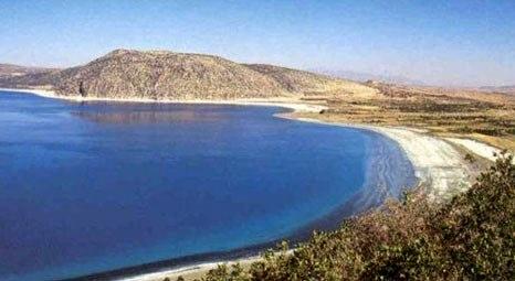 Burdur Gölü alarm veriyor, 2040'ta yarısı yok olacak!