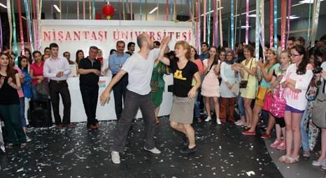 Nişantaşı Üniversitesi Bayrampaşa Kampüsü Rengarenk!