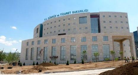 Gümrük ve Ticaret Bakanlığı yeni binasına taşınıyor!