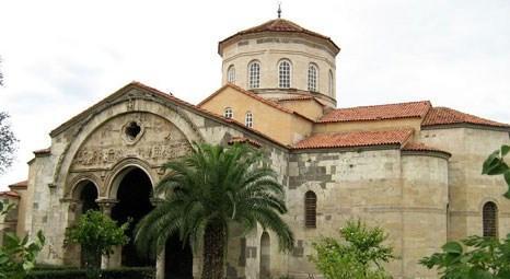 Trabzon Ayasofya Müzesi camiye dönüştürülüyor!