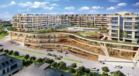 Koruflorya'da 1 milyon 100 bin liradan başlayan dairelerin yüzde 60'ı satıldı!