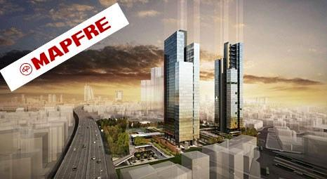 Torun Center Mapfre Genel Sigorta'nın merkezi olacak!