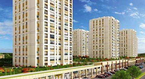 Marmara Evleri 3 satılık daireler! 344 bin TL'ye 3+1!