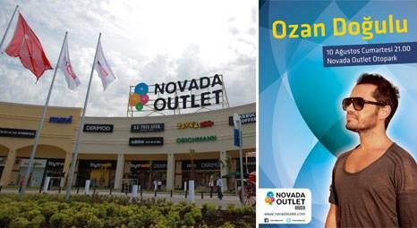 Ozan Doğulu, Novada Outlet Söke AVM'de 10 Ağustos'ta konser verecek!