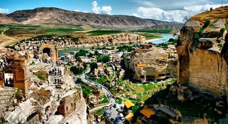 Hasankeyf'in bir kısmı 2.5 yıl sonra Ilısu Barajı'nın suları altında kalacak!