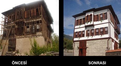 TOKİ'den Safranbolu, Beypazarı ve Taraklı evlerine restorasyon kredisi!