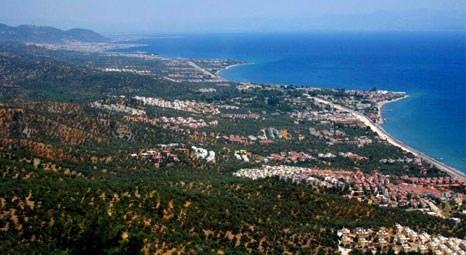 Balıkesir Edremit'te satılık arsa ve 5 blok bina! 750 bin lira!