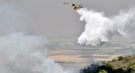 Hatay'da çıkan yangında 2 bin hektar ormanlık alan kül oldu!