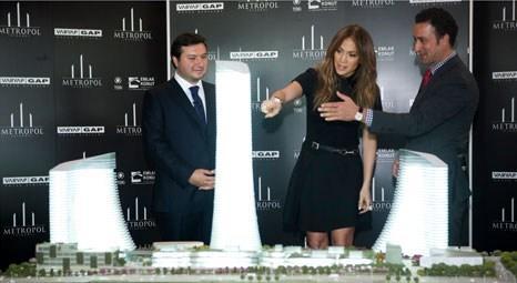 Metropol İstanbul'da Jennifer Lopez'e 5 bin liraya komşu olun!