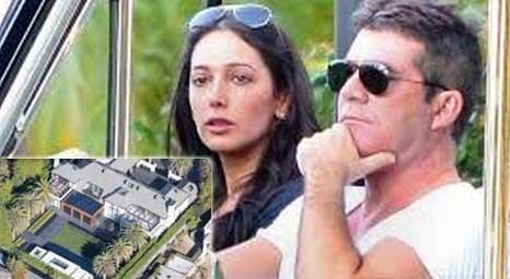 Simon Cowell, Lauren Silverman'a Beverly Hills'te 10 milyon dolarlık malikane hediye etti!
