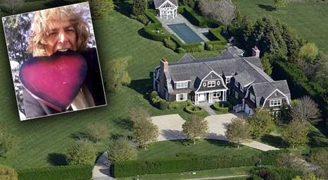 Jennifer Lopez'in evinde kimseye çaktırmadan 6 gün kaldı!