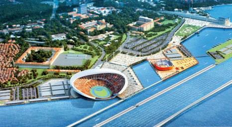 Olimpiyatlar için Haydarpaşa'ya Boğaziçi Stadı yapılması planlanıyor!