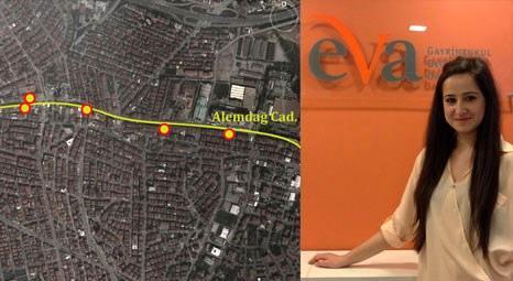 Üsküdar - Sancaktepe Metrosu Alemdağ Caddesi'nde emlak ve kira bedellerini katlayacak!