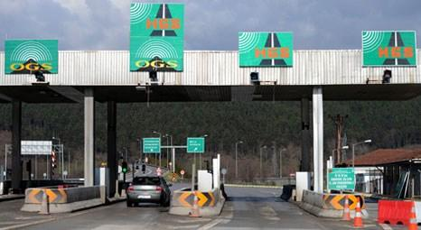 Köprü ve otoyollardan 530 milyon lira geçti!