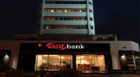 Aktif Bank gayrimenkul yatırım fonu kuruyor!
