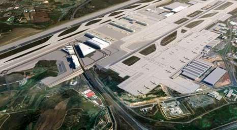 Sabiha Gökçen Havalimanı'na ikinci pist ve kule yapılacak!