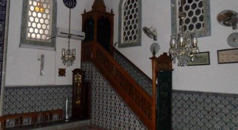 Burdur'da 713 yıllık minber restore edildi!