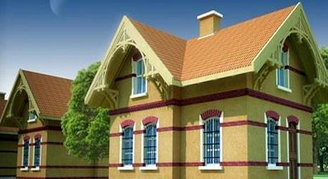 Konya'daki Alman Evleri, 10 milyon TL'ye restore edilecek!