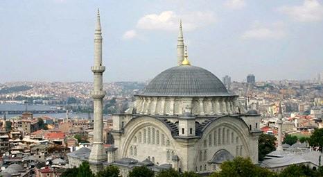 Nuruosmaniye Camisi'ndeki 265 yıllık sarnıç ziyarete açılacak!