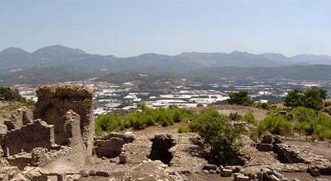 Denizli Pamukkale'de antik kazı çalışmaları devam ediyor!