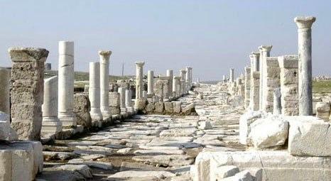 Kalkınma Ajansı, Laodikya antik kentindeki kiliseyi restore ettiriyor