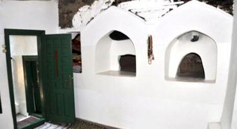 Somuncu Baba'nın fırını restorasyon için ziyarete kapatıldı!