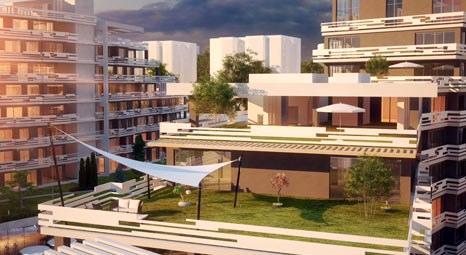 Demirbaş Yapı W Roof'ta 176 bin TL'den başlayan fiyatlarla