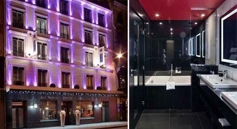 Grohe, Paris'teki Best Western Premier Opera Diamond Hotel'de de kullanıldı