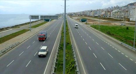Danıştay, Karadeniz Sahil Yolu'nun imar planlarını 8 yıl sonra iptal etti