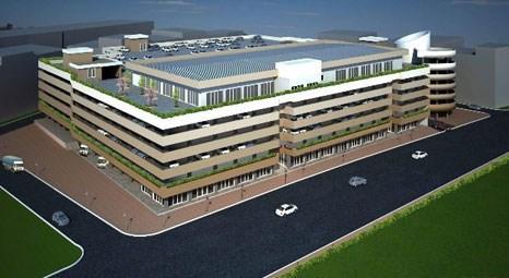Kocaeli'ye 7 katlı kapalı otopark ve pazar alanı yapılacak