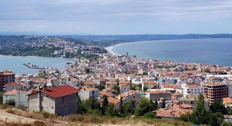 Sinop'ta nükleer santral kesinleşince arsa fiyatları uçtu