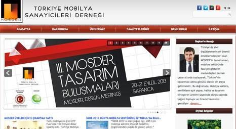 MOSDER yeni web sitesi ile sektörün nabzını tutacak