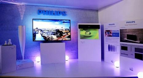 Philips TV ile geleceğin televizyonu İstanbul Design Week'te sergileniyor