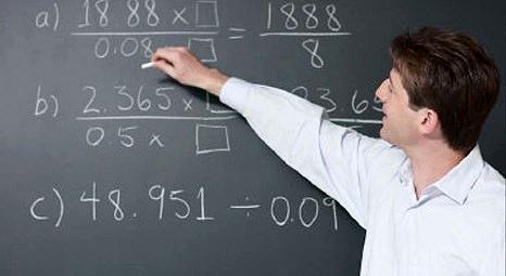 Milli Eğitim Bakanlığı öğretmenlere sınav günü için ücret ödeyecek
