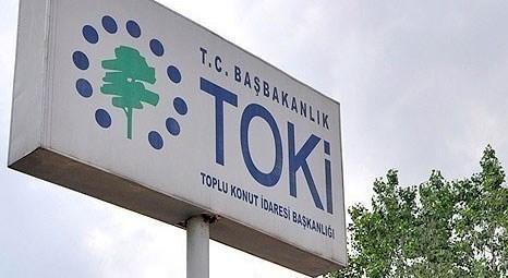 TOKİ, Kayseri'de 4 bin lira düşük peşinatla 7 konutu satışa çıkardı