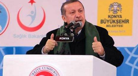 Recep Tayyip Erdoğan, tutuklamalara çözüm için 30 Mart'taki sandık başını gösterdi