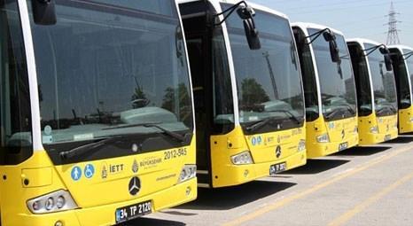 İBB, İstanbul İl Emniyet Müdürlüğü'ne tahsis ettiği otobüs sayısını açıkladı