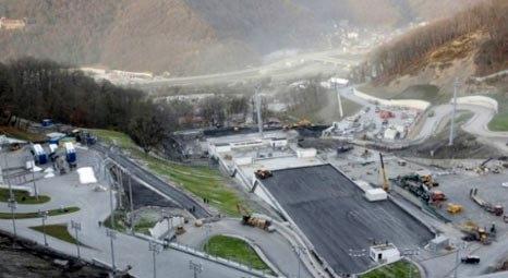 2014 Kış Olimpiyat Oyunları'nın yapılacağı Soçi'de güvenlik üst düzeyde