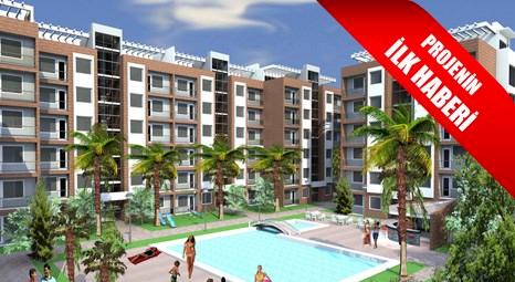 Melisa Residence Mudanya'da satışlar yakında başlayacak