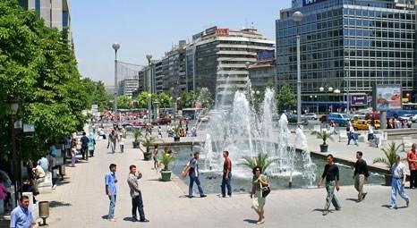 Ankara Yenimahalle'de 8 milyon 890 bin liraya satılık 15 dükkan