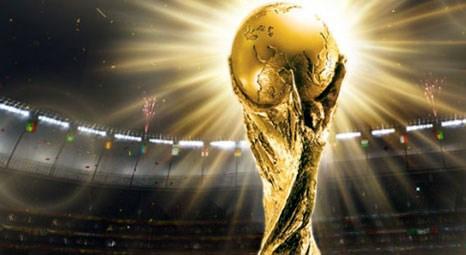 FIFA Dünya Kupası, Türkiye'ye geliyor