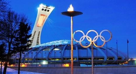 Kanada'nın olimpiyat kentleri meşalelerini Soçi Kış Olimpiyatları için yaktı